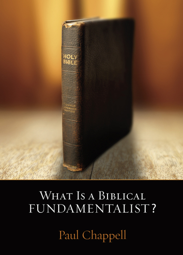 What is a Biblical Fundamentalist?