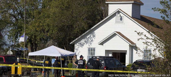 5 Biblical Responses to a Church Shooting