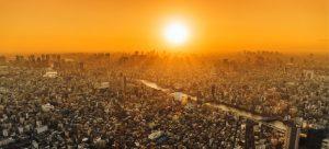 Sunrise-in-Tokyo