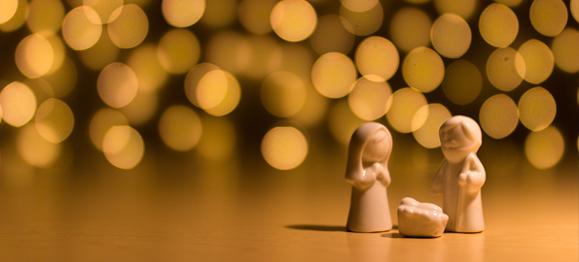 5 Ways to Lift Up Jesus during the Christmas Season