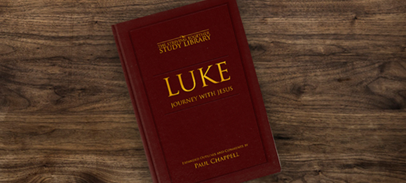 Now in Print! Luke Expanded Outlines and Comments