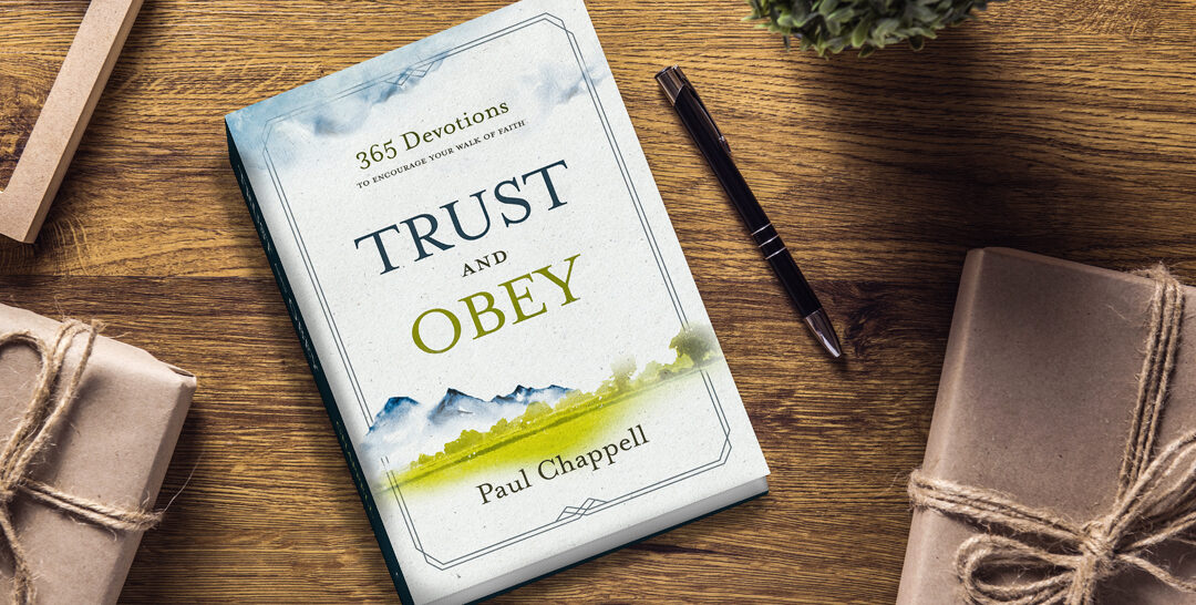 Trust and Obey—A New Gift Devotional Book