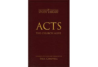 Acts: The Church Alive